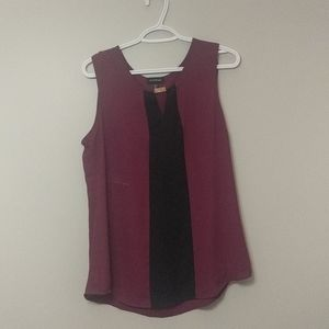 Le Chateau maroon top